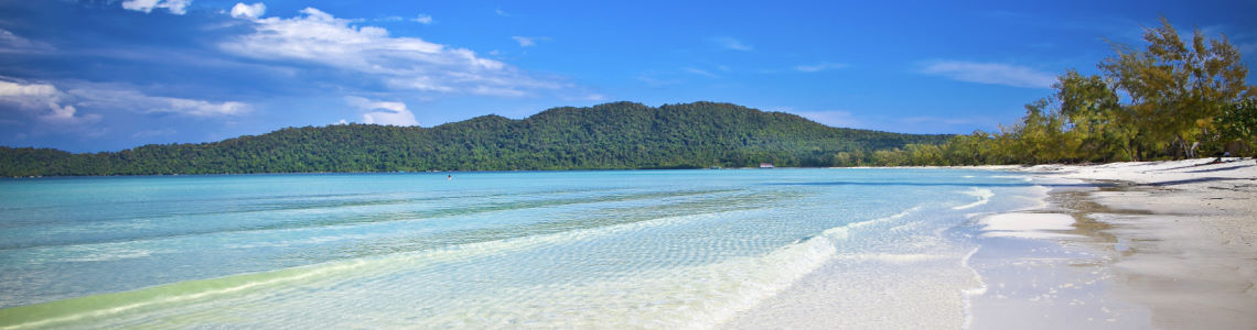CAMBODIA best and beautiful beaches