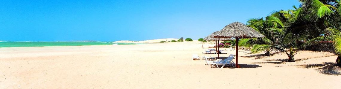 CAPE VERDE best and beautiful beaches