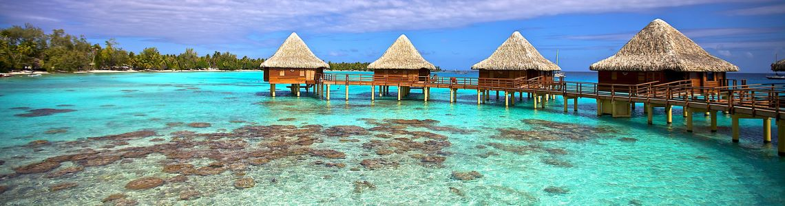 FRENCH POLYNESIA best and beautiful beaches
