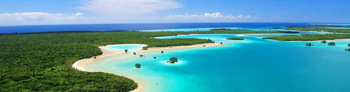 NEW CALEDONIA best and beautiful beaches
