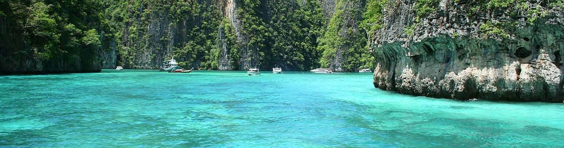 Beautiful beaches from THAILAND
