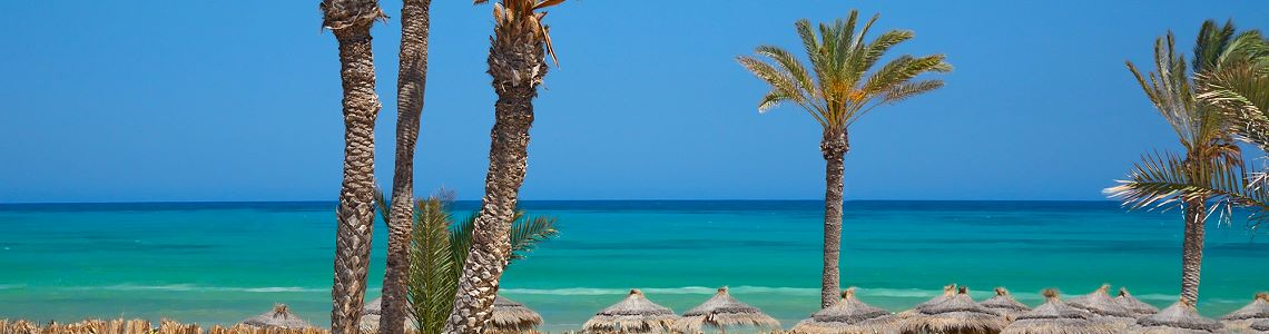 TUNISIA best and beautiful beaches