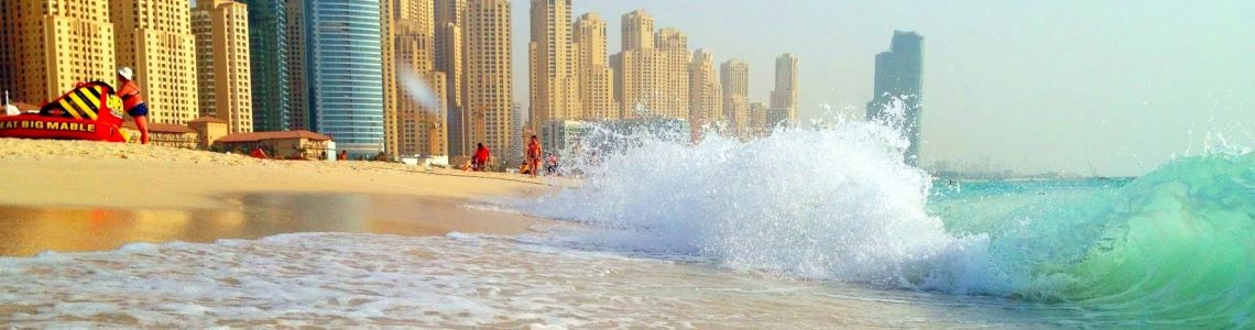 UNITED ARAB EMIRATES best and beautiful beaches