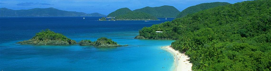 VIRGIN ISLANDS best and beautiful beaches