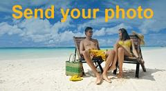 Send your own photos of beaches and lagoons, share your memories!